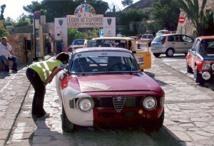 APRIL 2006 – Tour (de Espana) Auto: 1965 Alfa Romeo GTA 1600, 2nd Index of Performance, 4th Overall Competition, 1st place in 3 stages