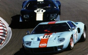 1965 Ford GT40 Mark 1