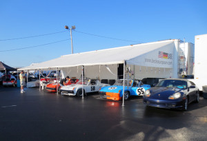 SEPTEMBER 2012 – SVRA Watkins Glen: 1970 Porsche 914/6 GT Tribute