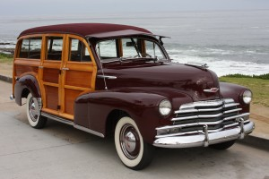 Chevrolet Woody Wagon