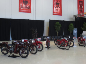 Moto Guzzi 500 Collection