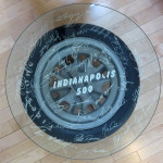 1972 Indianapolis 500 Table