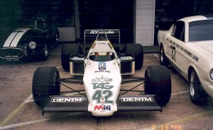 Williams FW08 Formula One