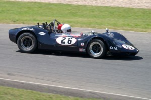 1965 McLaren Mk.1A driven by Mark Leonard.