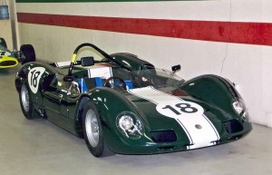 Elva Mark 8 BMW Grand Prix Classics