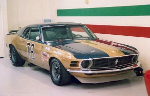 Ford Boss 302 Trans Am