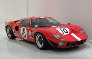 `Ford GT40 Mark I