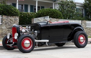 Ford High Boy Hot Rod Roadster