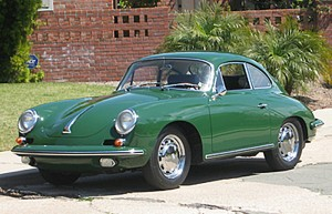 Porsche 356 Carrera 2 Coupe Grand Prix Classics