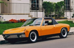 Porsche 914/6 Competition Car Grand Prix Classics