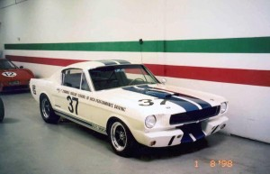 Shelby GT350 Mustang R-Type