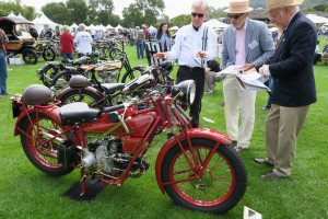 Quail Motorcycle Gathering 2016