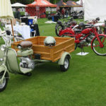 Lambretta at 2018 Quail Motorcycle Gathering Grand Prix Classics