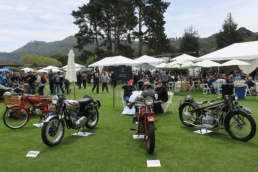2018 Quail Motorcycle Gathering