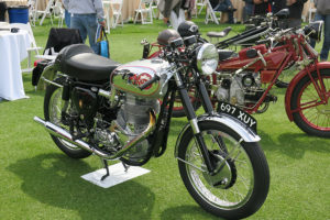 2018 Quail Motorcycle Gathering Grand Prix Classics