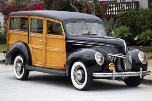 1939 Ford Woody Wagon Grand Prix Classics